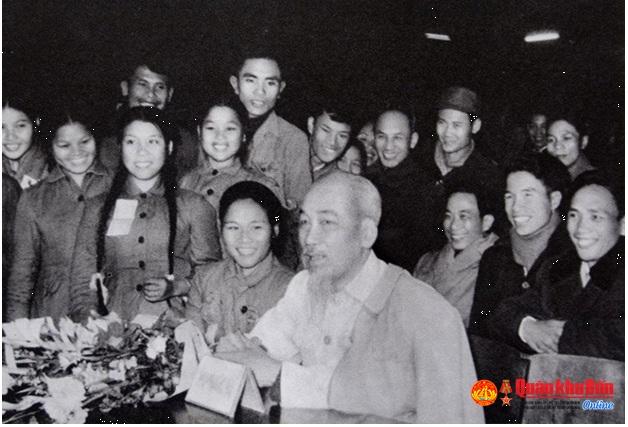 Đoàn TNCS Hồ Chí Minh - 90 năm rèn luyện và trưởng thành